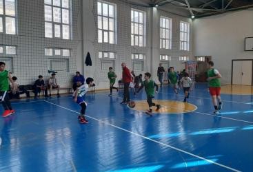 Şəhid Mahir Mirzəyevin xatirəsinə həsr edilmiş basketbol turnirində oğlanların yarışına yekun vurulub