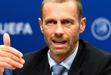 UEFA prezidenti ingilis futbolunda irqçilik meyillərindən narahatlığını bildirib