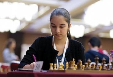 Qadın şahmatçılar arasında Avropa çempionatı davam edir