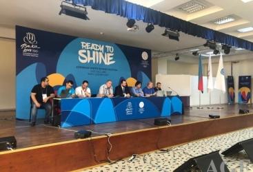 Avropa Gənclər Olimpiya Festivalında güləşçilərimizin rəqibləri müəyyənləşib