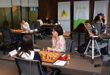 Şahmat üzrə qadınlar arasında Azərbaycan çempionatının beşinci turunun oyunları keçiriləcə