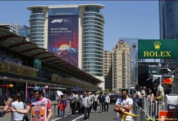 Formula 1: 2020-ci il mövsümünə Bakıda start verilə bilər