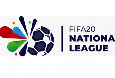 FIFA20 Milli Liqası davam edir
