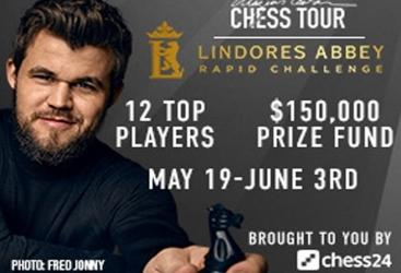 """Şahmat üzrə """"Lindores Abbey Rapid Challange"""" turnirinin ilk dörd turunun oyunları keçirilib"""