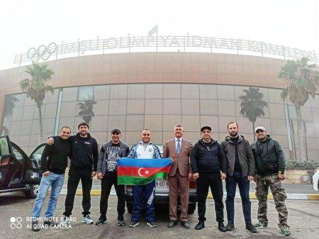 Ali Baş Komandan-Ordu-Xalq birliyi yenilməzdir