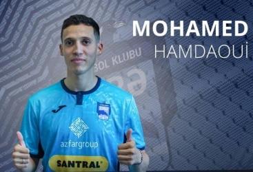 """Zirə"" klubu niderlandlı hücumçunu transfer edib"